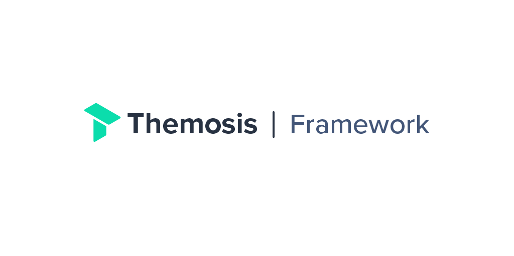 New Themosis framework identity in the works...